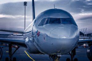 Fahrzeuge der Luftfahrt mit Oberflächenbeschichtung für Metalle